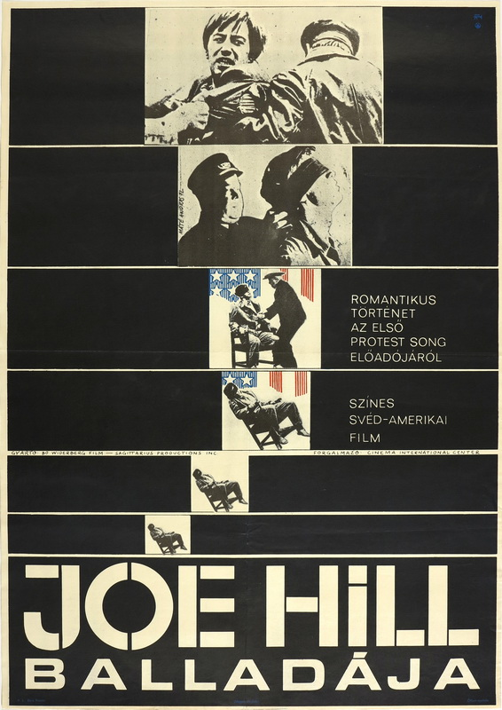 """Képtalálat a következőre: """"joe hill balladája"""""""